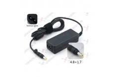 36W  12V 3A Laptop AC Adaptor Charger 4.8x1.7 mm