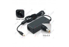 65W 19V 3.15A/3.16 Laptop AC Adaptor Charger 5.0x3.3 mm