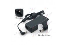 65W 19V 3.42A Laptop AC Adaptor Charger 6.0x4.4 mm