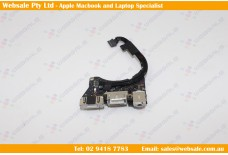 "DC Jack Power 820-3453-A Socket Board for Macbook Air 11"" A1465 2013 MD711"