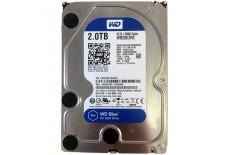 """Western Digital WD20EZRZ-00Z5HB0 - 2TB 5.4K RPM 64MB Cache SATA 3.5"""" Hard Drive"""