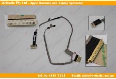 LED Screen Video Cable for Toshiba Satellite L500 L500D L505 L505D DC02000UC10 REV 1.0