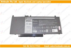 51Wh Genuine New Battery G5M10 8V5GX For Dell Latitude E5550 Notebook 15.6 inch
