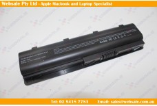 Laptop Battery 6600mAh 10.8V for HP DV3 HSTNN-IB82 HSTNN-IB83 Black
