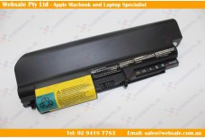7200 mAh, Laptop Battery for Lenovo ThinkPad 42T5229, 42T4530, 41U3197, 43R2499 high capacity, Lenovo T61, R61, T60, T400, R400
