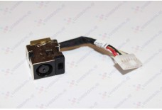 DC Jack Socket and Cable Wire FOR HP PAVILION G32, dv3-4019tx dv3-4020tx dv3-4000sb, COMPAQ CQ32