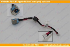 DC Power Jack Socket and Cable Wire Jack DW175 Dell Inspiron Mini 9 910 DC3010004Z00