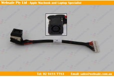 DC Power Jack For Dell Inspiron N5040 N5050 M5040 w/Cable 50.4IP05.101 Harness