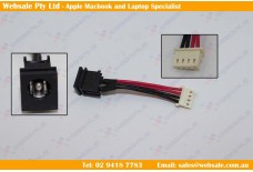 DC Power Jack and Cable DW84 TOSHIBA Satellite P105 P100 Series Qosmio G30-175