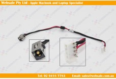 New DC Power Jack cable Toshiba Satellite DC30100A400 P770 A660 A660D A665 A665D Series
