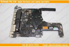 Apple MacBook Pro A1286 Intel Logic Board P8700 2009 820-2533-B 2.53GHz