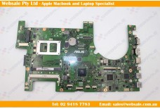 For ASUS G750JS Motherboard REV 2.0 60NB04M0-MB1400 W/ I7-4710HQ Mainboard