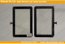 Touch Screen Digitizer glass lens For Samsung Galaxy Tab 2 7.0 P3110 BLACK