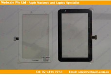 Touch Screen Digitizer glass lens For Samsung Galaxy Tab 2 7.0 P3110 WHITE