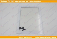 Brand New Apple iPad 2 2nd Gen Digitizer Glass Touch Screen, White