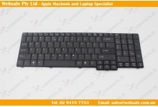 New US Black Keyboard for Acer NSK-AFA3D