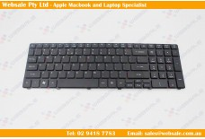 Keyboard for Acer Aspire 5810 5810T Notebook Laptop Matte Black US layout