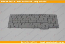 Acer Aspire 7220 7320 7520 Series Laptop US Keyboard Teclado Grey Tested