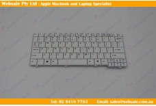 Keyboard for Acer Aspire One A110 A150 D150 Series Laptop White US layout