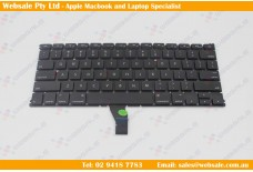 Replacement Keyboard for Apple MacBook Air A1369 A1466 A1465 MC965LL MC966 Black 2011/2013 model