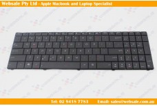 Type A: Keyboard Black US For ASUS A55DR-SX082V A10-4600M