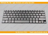 NEW ASUS UX21 UX21E  Series Silver Keyboard