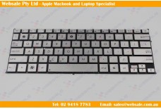 Keyboard for ASUS Zenbook UX21E Silver Laptop US layout