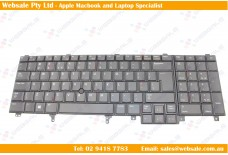 DELL Keyboard NSK-DW0UC 1D for Dell Latitude E5520 E6520  backlit