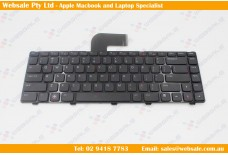 Keyboard For Dell XPS 15 L502X Inspiron 14R N4110 P11F Black NSK-DX0SW 01