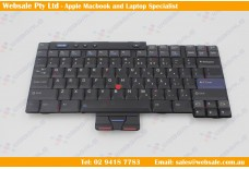 KEYBOARD for IBM Lenovo T400 T500 R400 R500 W500 US 42T3273 42T3241 42T3143