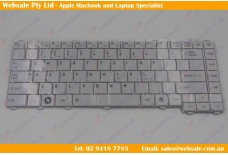 KEYBOARD for TOSHIBA Satellite C600 L600, L630, L640, L730, L735, White 9Z.N4VGQ.101