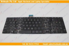 Toshiba Satellite L50 S50 Laptop Keyboard w/ backlight P/N A000291800