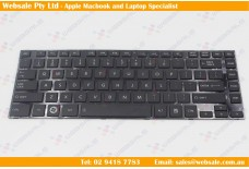 Keyboard for Toshiba Satellite L830 L830D L840 L840D L845, Black