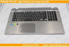 Toshiba Satellite P75 P70-A01C (PSPLPA-01C002) Laptop Palmrest + Touchpad Keyboard A000237980 A000237990 Original