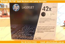 HP GENUINE ORIGINAL HEWLETT PACKARD HIGH YIELD BLACK TONER Q5942X 4250 4350 SERIES